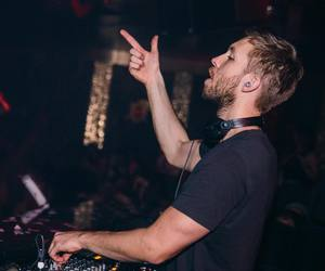 calvin harris, dj, and music image
