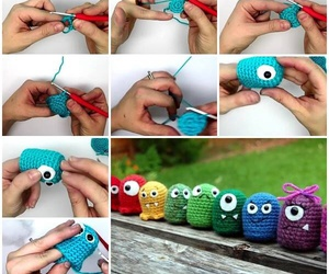 crochet, doityourself, and diy image