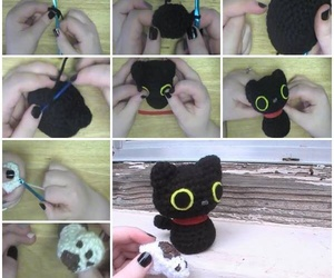 crochet, do it yourself, and diy image