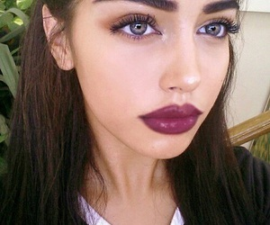 girl, makeup, and wolfiecindy image