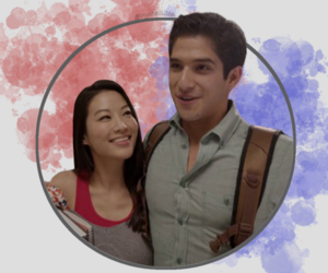teen wolf, tyler posey, and scira image