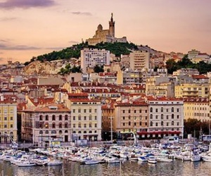 marseille, france, and travel image