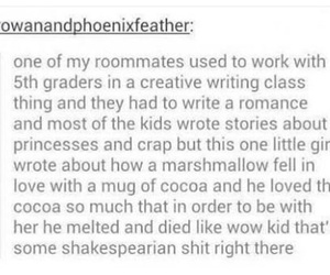 funny, story, and tumblr image