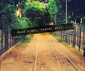 travel, Dream, and good night image