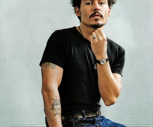 johnny depp, sexy, and depp image