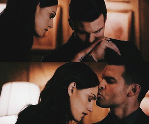 couple, elijah mikaelson, and hayley image