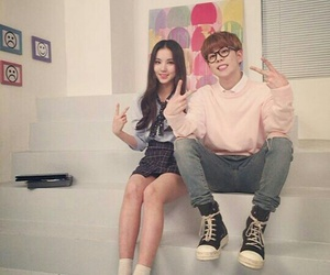 kpop, kyung, and block b image
