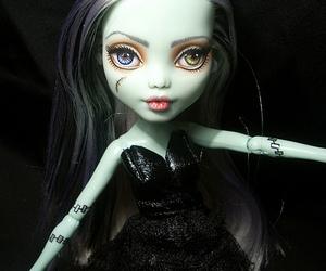 custom, doll, and Frankenstein image