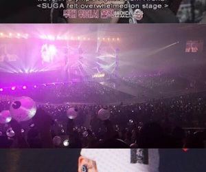concert, crying, and kpop image