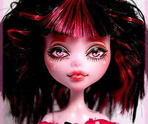 custom, doll, and gothic image