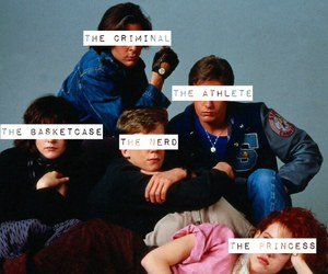 Breakfast Club and labels image