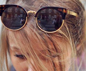 fashion, sunglasses, and style image