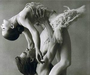 dance, femme, and homme image