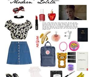 modern, Polyvore, and lolita 1997 image