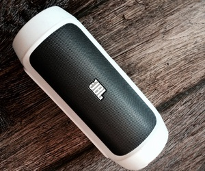 music, speaker, and white image