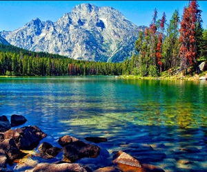 beautiful, mountains, and place image