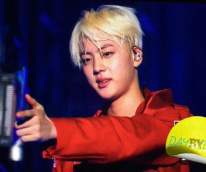concert, jin, and kpop image