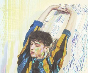 troye sivan, art, and wallpaper image