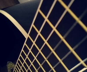 guitare, instrument, and life image