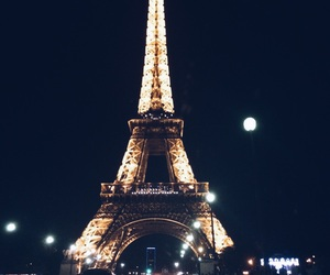 france, tower, and paris image