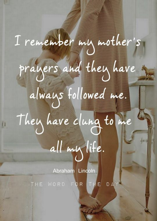 the word for the day quotes mother s day quotes mother s day