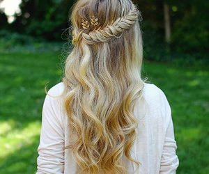 accessories, cool, and hairstyle image
