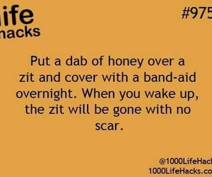 zit and life hacks image