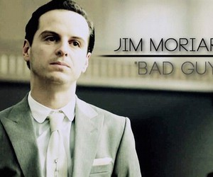 bad guy, sherlock, and andrew scott image