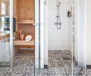 home, interior, and bathroom image