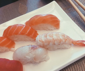 amazing, fish, and food porn image