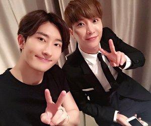 super junior and Leeteuk image