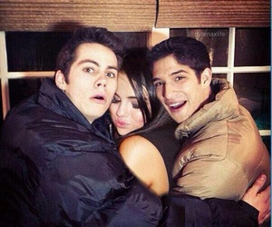 tyler posey, teen wolf, and dylan o'brien image