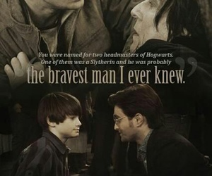 snape and hp image