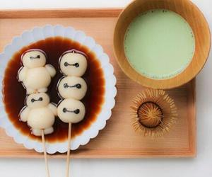 art, disney, and sushi image