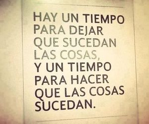frases, tiempo, and time image