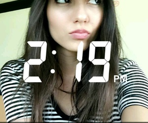 victoria justice, new yourk, and snapchat image
