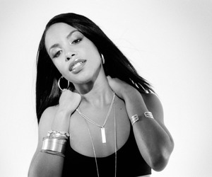 aaliyah, celebrity, and rest in peace image