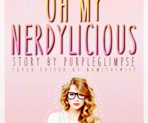 cover, Taylor Swift, and nerd image