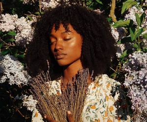 beauty, melanin, and photography image