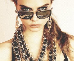 accessories, cara delevingne, and hipster image