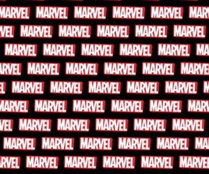 background, iphone, and Marvel image