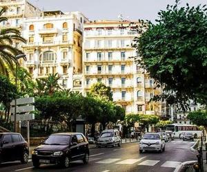 building, alger, and algerie image