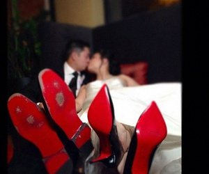 goals, red, and loubotins image