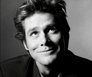 black and white and jim carrey image
