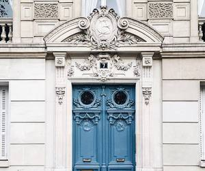 doors and travel image