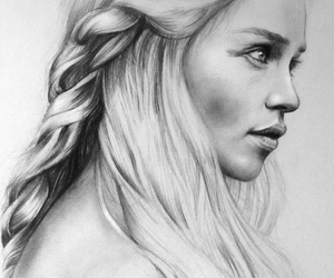 game of thrones, art, and draw image