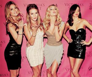 Victoria's Secret, model, and miranda kerr image