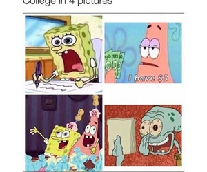 funny, college, and lol image
