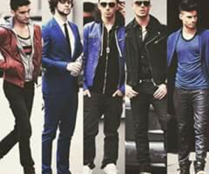 the wanted, jay, and siva image