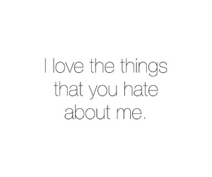 haters, life, and quote image